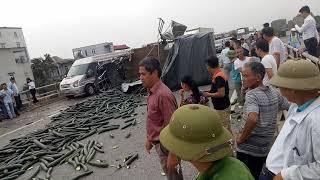 Tai nạn Cao tốc nội bài lào cai. Cây 34.5 https://youtu.be/niz0NdqvejY