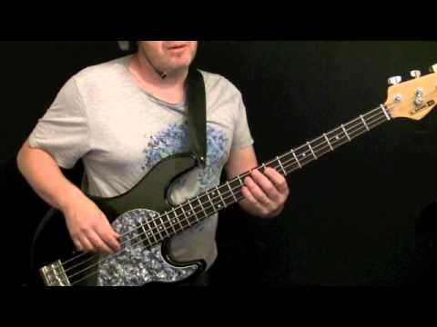 Learn How To Play Bass Guitar To Roadhouse Blues - The Doors