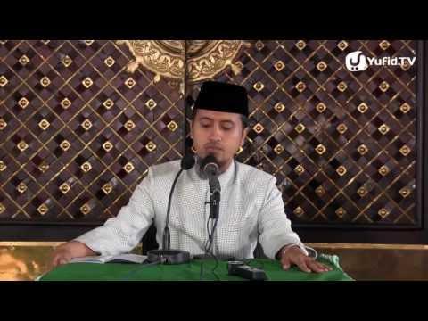 Kajian Keluarga Islam: Gotong Royong Dalam Berumah Tangga - Ustadz Abdullah Zaen, MA