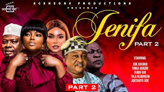 Flashback  Movie: JENIFA PART 2 ( Part 2) | Yoruba Nollywood Movie
