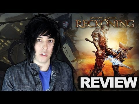 Kingdoms of Amalur:Reckoning Review [Despwns Review]