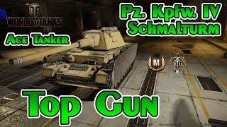 World of Tanks // Pz.Kpfw. IV Schmalturm // Ace Tanker // Top Gun // Xbox One