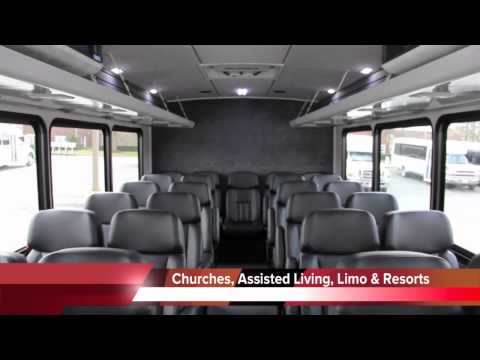 Bus for Sale - Ford/Glaval Concorde II