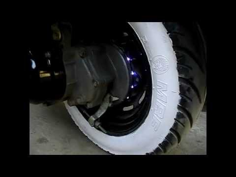 Moped Scooter Led Honda Dio