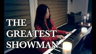 The Greatest Showman A Million Dreams Piano Solo Strings