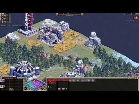 Rise of Nations Extended Edition - 1v1v1 Nekthyst vs Fang vs SergiuHellDragoonHQ | Multiplayer