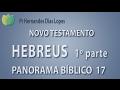 Lagu Panorama bíblico - Livro de Hebreus - Pr Hernandes Dias Lopes