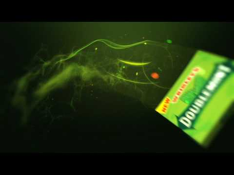 Official Wrigley's Doublemint Gum commercial featuring Chris Brown Video