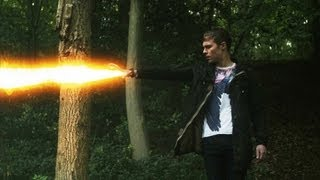 An Angelic Swiss Army Knife - The Fades - BBC