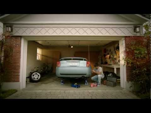 The american garage autozone tv commercial youtube for American garage builders
