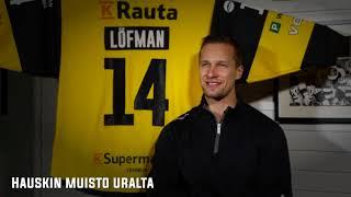 Pelaajakortit 2017-2018, Anssi Löfman
