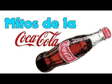 5 Mitos de la Coca Cola
