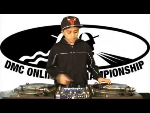 DJ K-SWIZZ 2014 DMC ONLINE WORLD FINALS