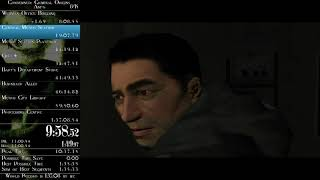 Condemned: Criminal Origins - Any% Speedrun in 1:34:39 (time without loads)
