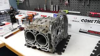 How to rebuild a Subaru Engine l Subi-Performance EJ25/EJ20