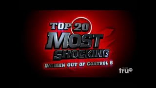 Download Top 20 Most Shocking - Woman Out Of Control 5 3Gp Mp4