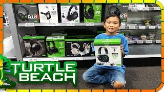 Turtle Beach Recon 50x Headset Unboxing & Review!