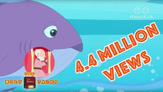 Jonah and the Whale - Bible Stories For Children