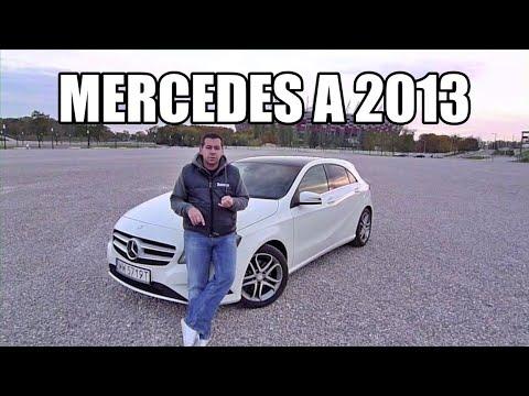 Mercedes Klasy A 2012 - test i jazda próbna