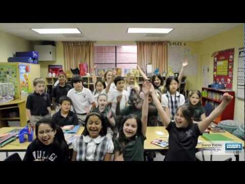 The Village School - Miss Kelly's 3rd Grade Class - Q&A