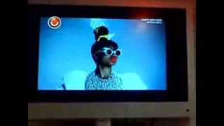 Natalia Kills,Happy Birthday from UTV Romania !