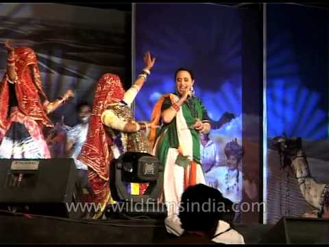 Music concert by Ila Arun