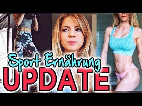 Großer Fitness, Ernährung & Body UPDATE Vlog