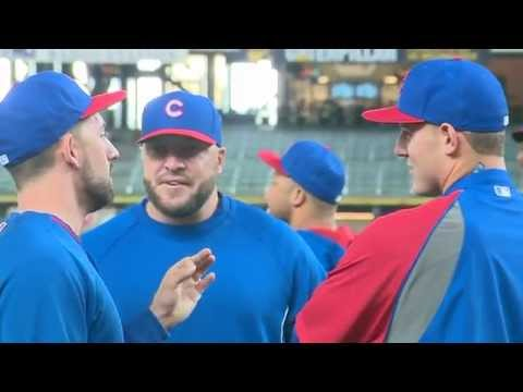 Eric Hinske Cubs First Base