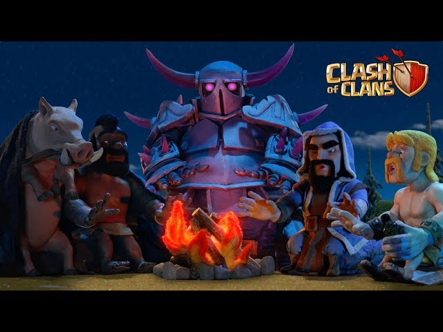 Lunar New Year Storytime! EXCLUSIVE Warrior Queen skin (Clash of Clans) thumbnail