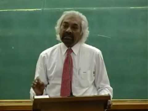 Sam Pitroda at TIFR Part 1