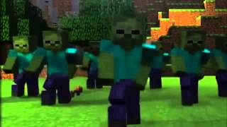 Minecraft   Oppa Gangnam Style