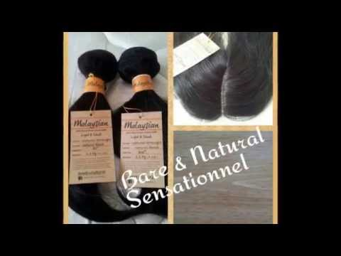Sensationnel Bare Natural Malaysian