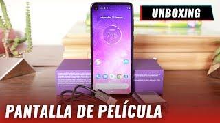 Motorola One Vision: Unboxing en español