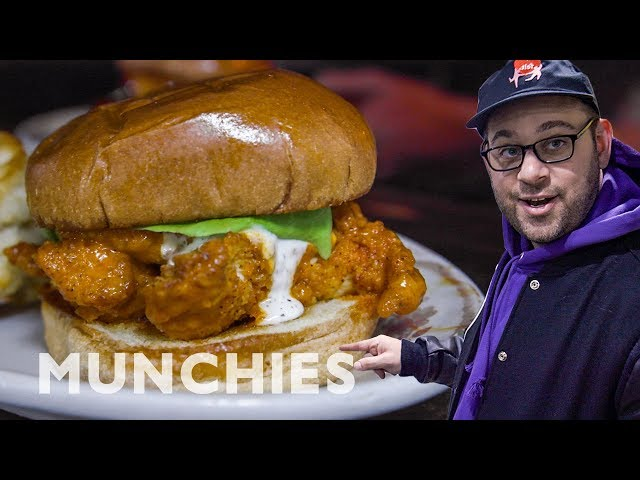 Play this video Best Late Night Food in Downtown NYC with Jonnyshipes