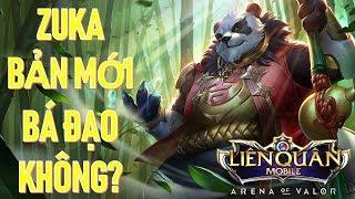 Gấu béo ZUKA bản mới có còn mạnh không? Liên quân mobile mùa 9