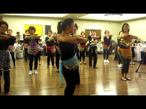 Zumba Gold Sahara Oasis With Maria Hunter video