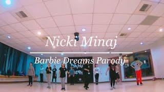 Nicki Minaj - Barbie Dreams Parody choreography by 小香老師/Girl STYLE/每週二 18:40
