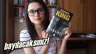 MÜKEMMEL BİR KORKU/POLİSİYE ROMANI! Yabancı -The Outsider | Stephen King.