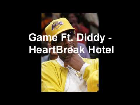 The Game ft. Diddy - Heart Break Hotel [HQ, Download, Lyrics] 2010 Music Videos