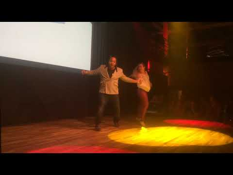 DIZC2014 Renata and Adilio in performance ~ video by Zouk Soul