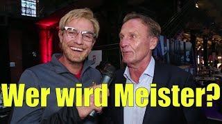 Wird der BVB Meister?! Klopp auf der Sport Bild Gala!