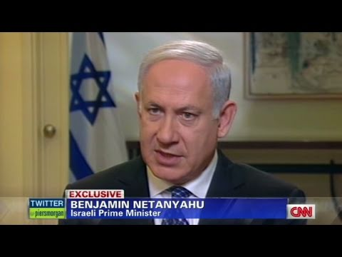 CNN: Netanyahu's view on Palestine