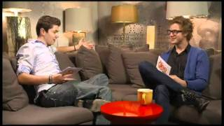 Cameron Mitchell Ft. Damian McGinty - Haven't Met You Yet