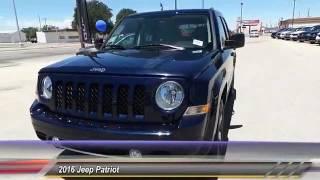 2016 Jeep Patriot Artesia NM 10059
