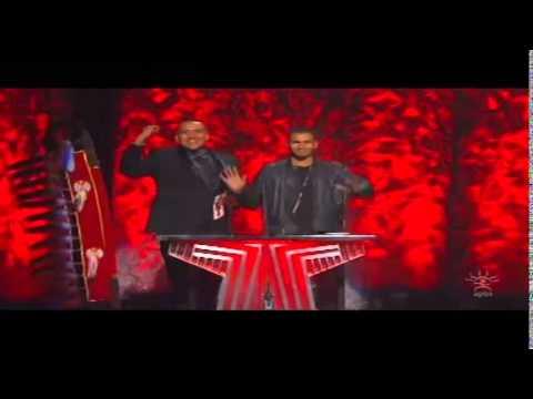 WINNIPEG BOYZ 2014 LIVE APCMA PERFORMANCE