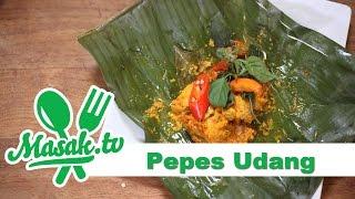Pepes Udang | Resep #186