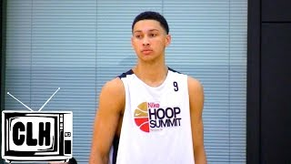Ben Simmons #1 Pick in 2016 NBA Draft? - Nike Hoop Summit -