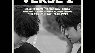 JJ Project - 내일, 오늘 (Tomorrow, Today) [MP3 Audio] [Verse 2]