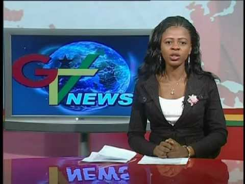 VORDA - Agriculture Delegation from Ningxia in GTV News in Ghana