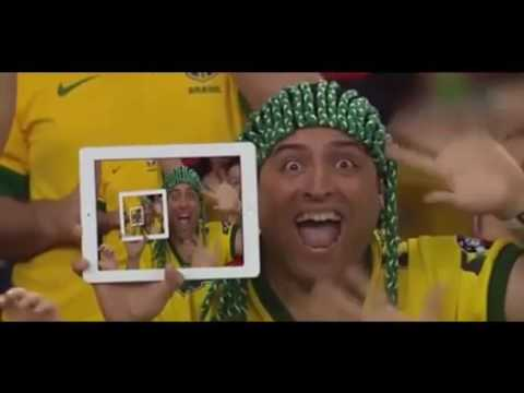 FIFA World Cup 2014 MONTAJ #2 KOMİK FUTBOL OYNU